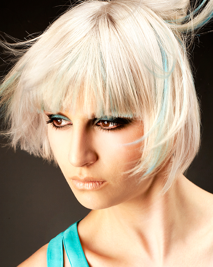 Colour Motion Hair Gallery by Anne Veck