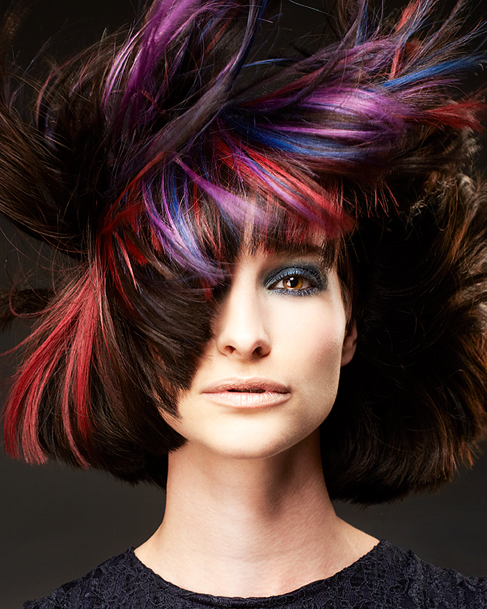Colour Motion Hair Gallery by Anne Veck Salons
