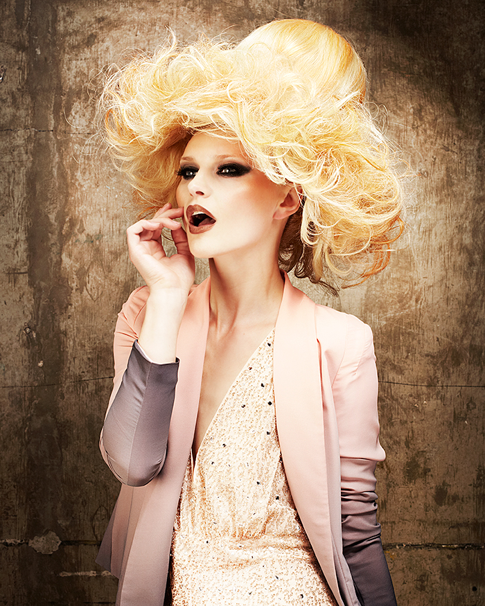 A day at the races hair gallery by Anne Veck Salons