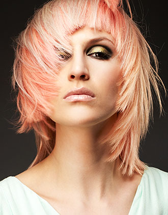 Hair Colouring at Anne Veck Oxford and Bicester salons
