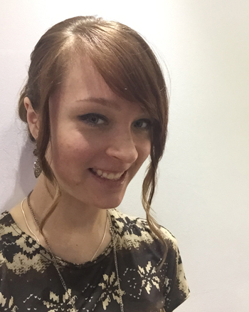 Jowita Przybylo Creative Stylist at Anne Veck Hair Salon Bicester and Oxford