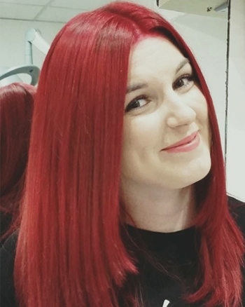 Louise Driscoll Receptionist at Anne Veck Salons Bicester