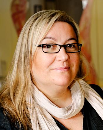 Maria Rijo Salon Manager