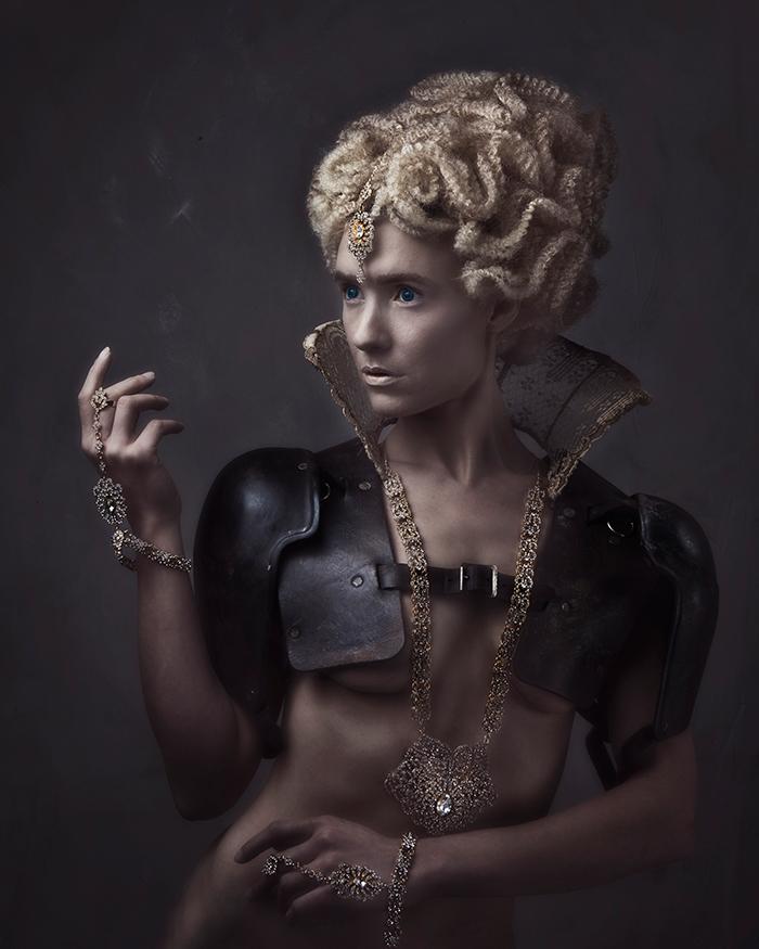 Pleasing Renaissance By Emmanuel Esteban Anne Veckanne Veck Hairstyle Inspiration Daily Dogsangcom