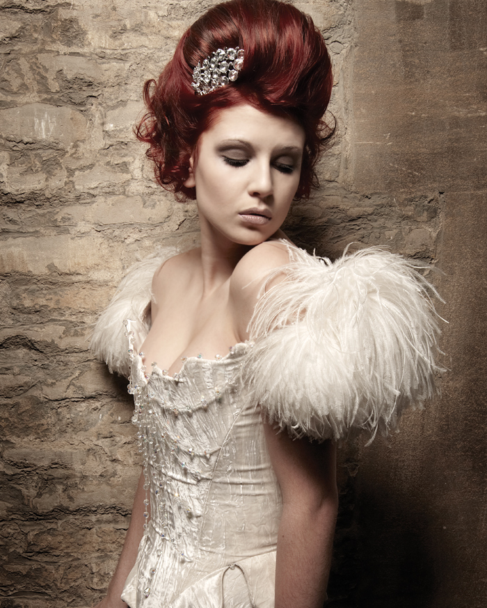 Wicked Wedding Hair Gallery by Anne Veck Salons