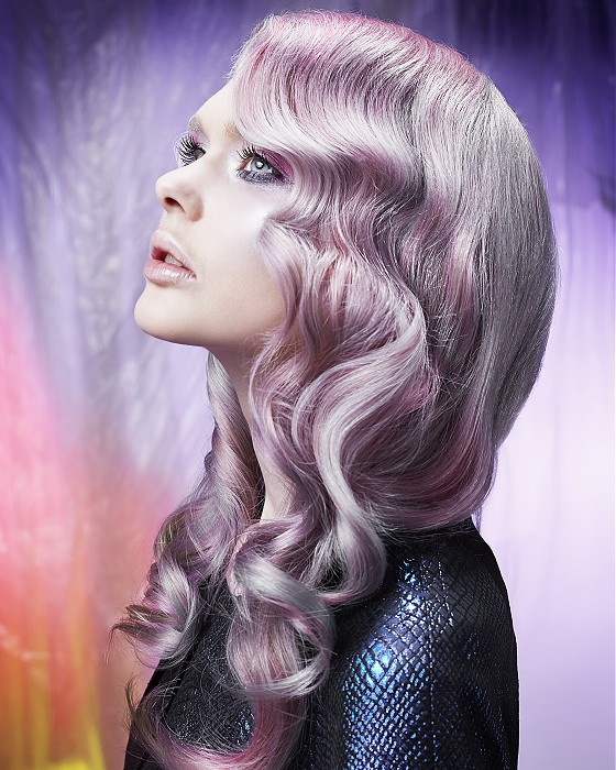 Anne Veck Hair-Long-Silver-wavy-hairstyles