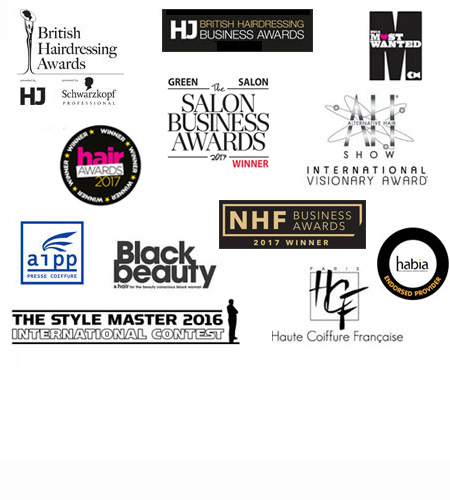 Anne Veck Hair Awards, Oxford and Bicester Hair Salon