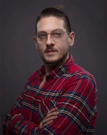 Ionas Kalimeris Senior Stylist