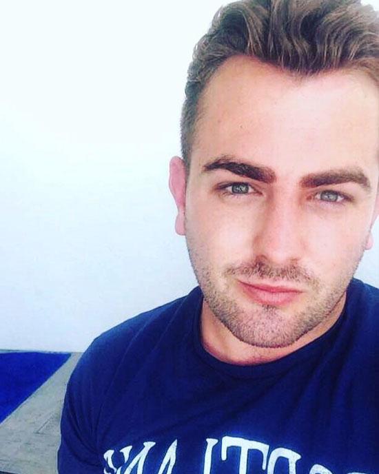 Nick Clarke-Romeo  Receptionist