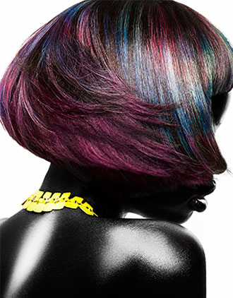 Afro hair services at Anne Veck Oxford and Bicester salons