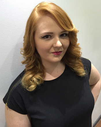 Kelly Munt Salon Manager at Anne Veck Hair Salon Bicester and Oxford