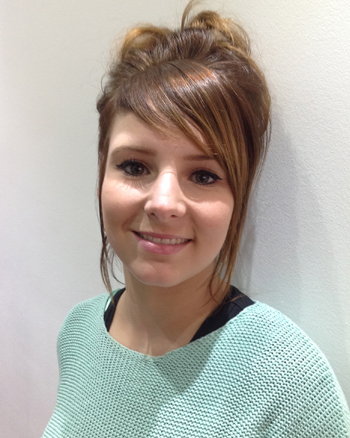 Shalay Abbott - Creative Stylist at Anne Veck Salons in Oxford and Bicester