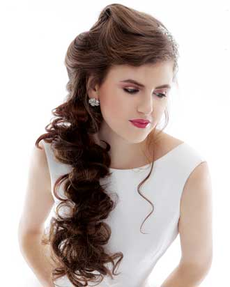 True Romance hair collection