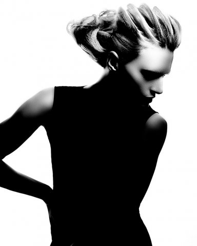 Silhouette Winner British Hairdressing Awards Southern Hairdresser of the Year 2016 Anne  Veck