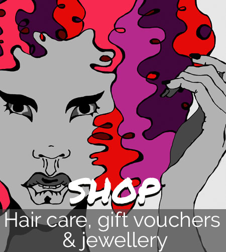 Buy Hair care, gift vouchers and jewellery