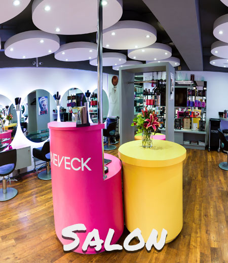 Anne Veck Oxford Hair Salon