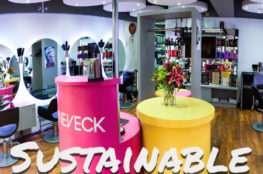 Anne Veck sustainable salon