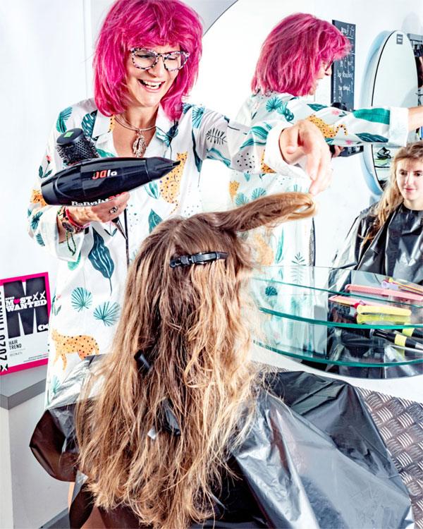 Anne Veck Hair Styling in Oxford
